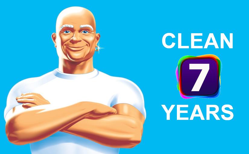 Aujourd'hui, je suis abstinent depuis 7 ans !